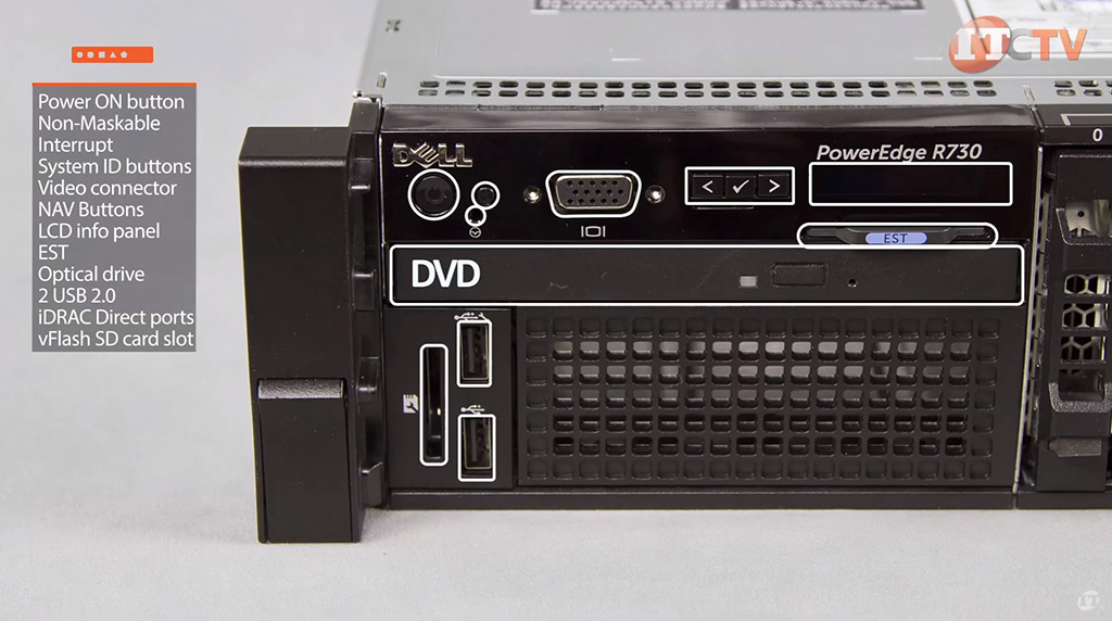 Dedicated server control panel r